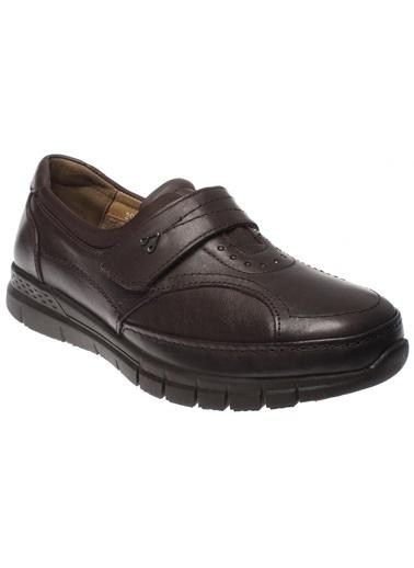 Forelli Forelli 29445G Comfort Kadın Ayakkabı  Kahve